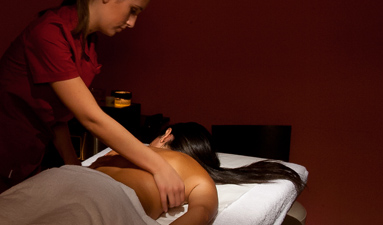 beauty center sperlonga Deep massage