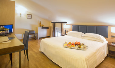 hotel by the sea sperlonga Bohème room - 1