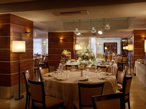 Virgilio Grand Hotel restaurant