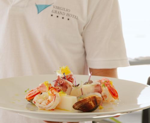 hotel con ristorante Sperlonga L'ispirazione della nostra cucina